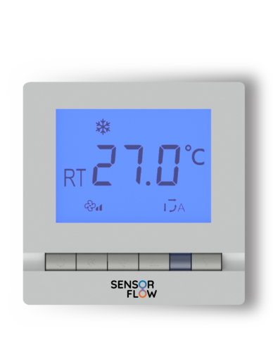 Smart Thermostat Sensorflow