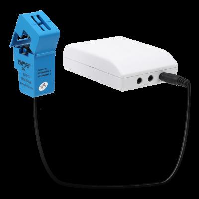 Flow Meter & Pipe Temperature Meter