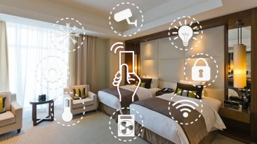 AI, IoT and Automation In Hotels